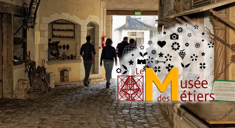 musée des métiers logo